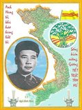 Ngo Dinh Diem (Vietnamese: Ngo Dinh Diem (January 3, 1901 – November 2, 1963) was the first President of South Vietnam (1955–1963). In the wake of the French withdrawal from Indochina as a result of the 1954 Geneva Accords, Diem led the effort to create the Republic of Vietnam.<br/><br/>  Accruing considerable US support due to his staunch anti-Communism, he achieved victory in a 1955 plebiscite that was widely considered fraudulent. Proclaiming himself the Republic's first President, he demonstrated considerable political skill in the consolidation of his power, and his rule proved authoritarian, elitist, nepotistic, and corrupt.<br/><br/>   He was assassinated by an aide of ARVN General Duong Van Minh on November 2, 1963, during a coup d'état that deposed his government.